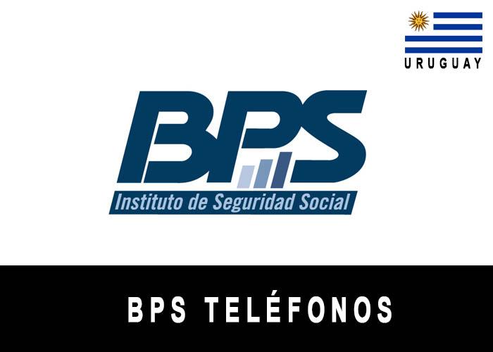 Teléfono de BPS