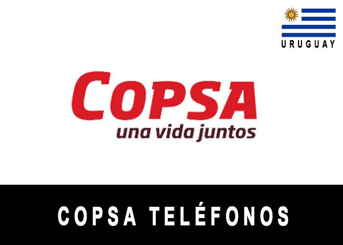 Teléfono de Copsa