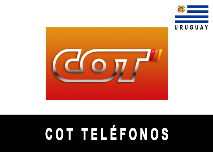 Teléfono de COT