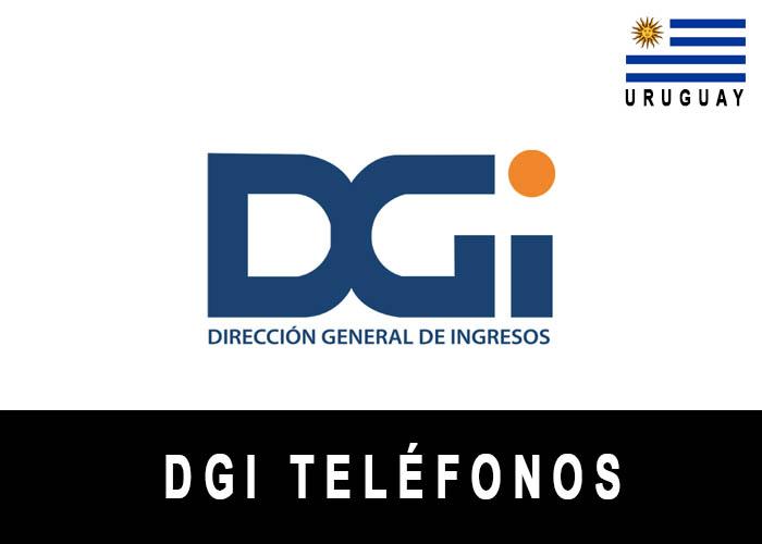 Teléfono de DGI