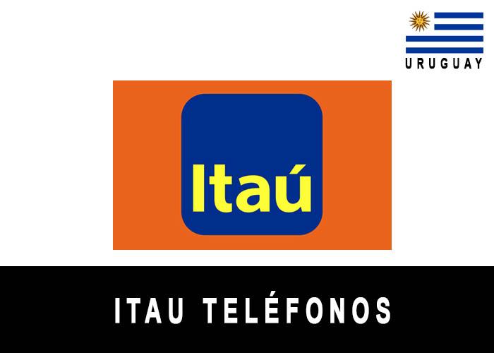 Teléfono de Itaú