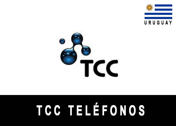 Teléfono de TCC