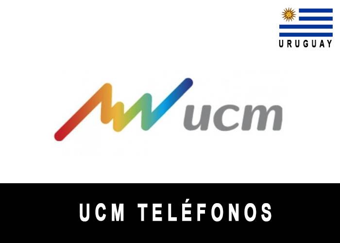 Teléfono de Ucm