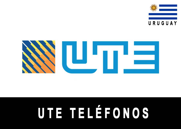 Teléfono de UTE
