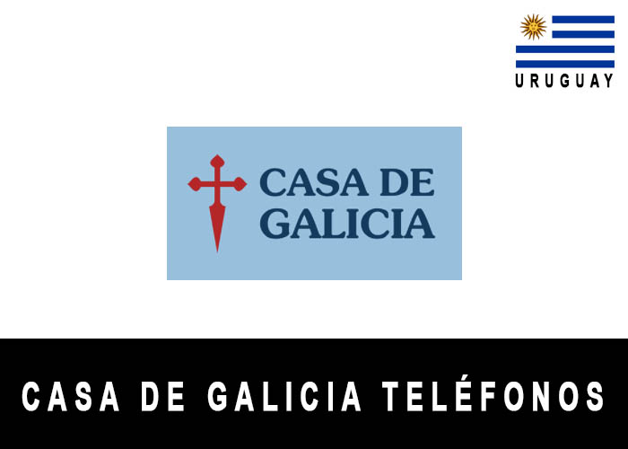 Teléfono de Casa de Galicia