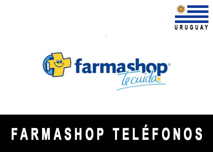 Teléfono de FarmaShop