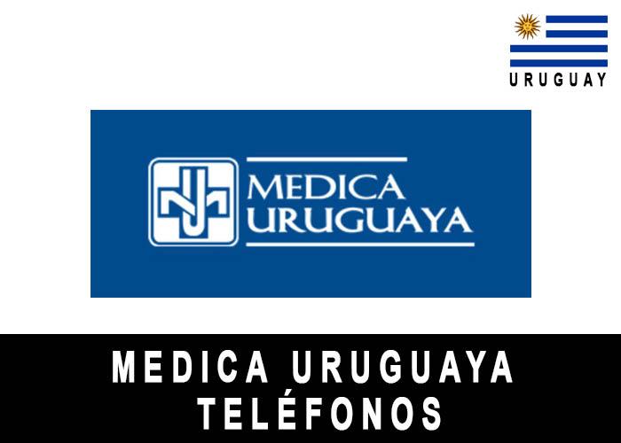 Teléfono de Medica Uruguaya