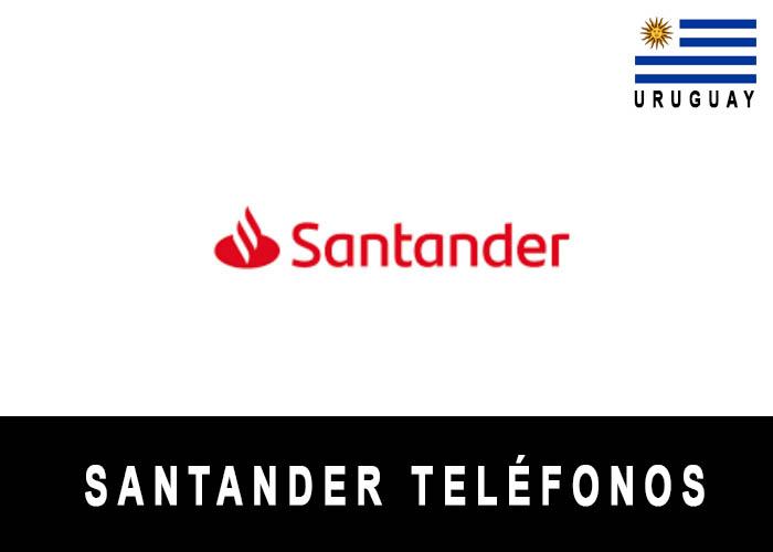 Teléfono de Banco Santander