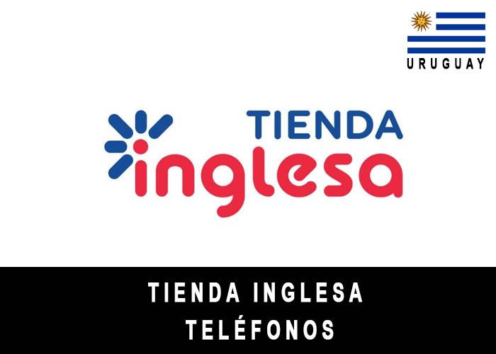 Teléfono de Tienda Inglesa